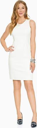 Principessa Vestido de Alfaiataria Off White Principessa Julia
