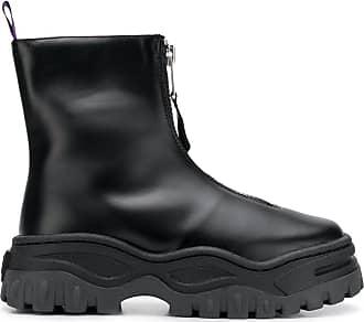Eytys Ankle boot de couro - Preto