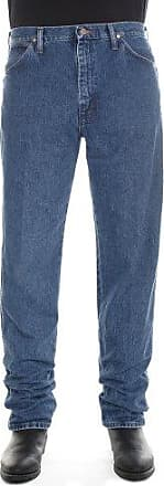 Wrangler Mens 13MWZ Cowboy Cut Original Fit Jean, Stonewashed, 32W x 32L