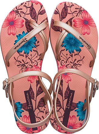 Ipanema Womens Fashion Sandal 21 Rose Bloom Pink Flats (Rose Bloom, Numeric_6)