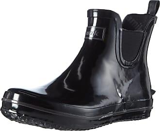 kamik SHARONLO, womens Ankle Boots Ankle Boots, Black (Black/Noir), 9 UK (42 EU)
