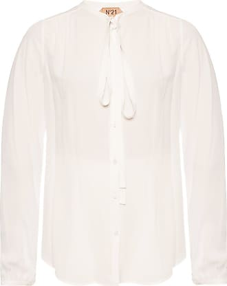 N°21 Shirt With Tie Fastening Womens White