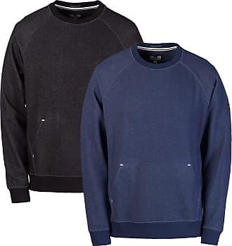 Weekend Offender New Mens Sweatshirt Penitentiary AW17 Printed Jumper Pullover Tshirt Navy