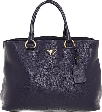 7f0f86cc7f71d Prada gebraucht - Handtasche aus Leder in Violett - Damen - Leder
