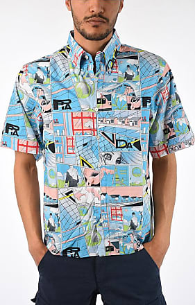 Prada Comics printed Shirt size S
