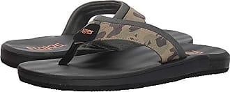 Flojos Jayden (Olive/Camo) Mens Shoes
