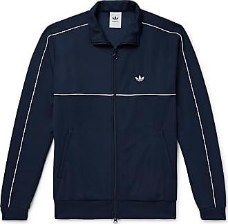 Adidas Wendejacke neu blau gelb weiß Größe L