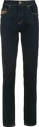 À La Garçonne Calça jeans skinny À La Garçonne + Hering - Azul