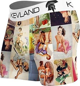 Kevland Underwear CUECA BOXER PINUPS KEVLAND (1, GG)