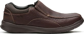Clarks Mens Brown Oily Clarks Cotrell Step Size 10.5