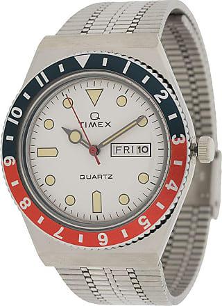 Timex Q Diver watch - Prateado