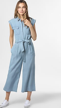 Marc O'Polo Denim Damen Jumpsuit blau