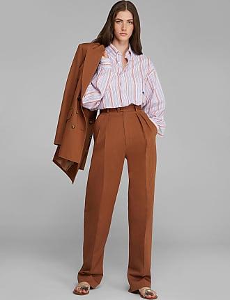 Etro Shirt Ge01, Woman, Orange, Size XS