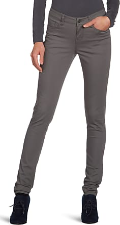 Pieces Womens Womens Funky Five Jegging in Grey - 8-10