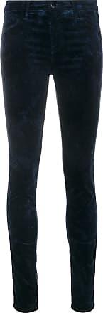 J Brand Calça jeans skinny cintura média - Azul