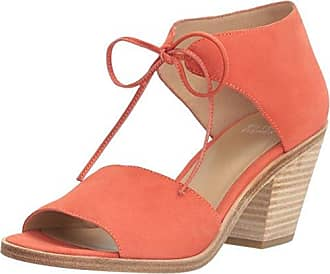 Eileen Fisher Womens Ann-nu Dress Sandal, Coral, 7.5 M US