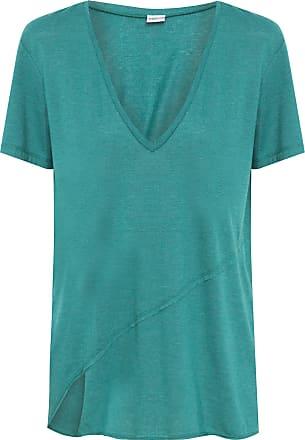 Colcci Fitness Camiseta Decote - Verde