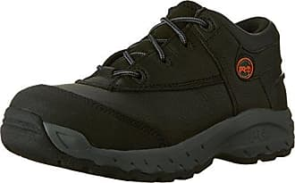 Timberland PRO Mens Endurance Ox CSA Work Boot, Black Full-Grain Leather, 15 W US