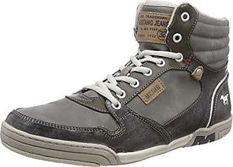 Mustang® Sneaker High in Grau  bis zu −30%   Stylight c0e272a47d
