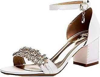 on sale 76fca a61ba Sandaletten in Weiß: 1431 Produkte bis zu −65% | Stylight