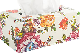 MacKenzie-Childs Flower Market Tissue Box Cover
