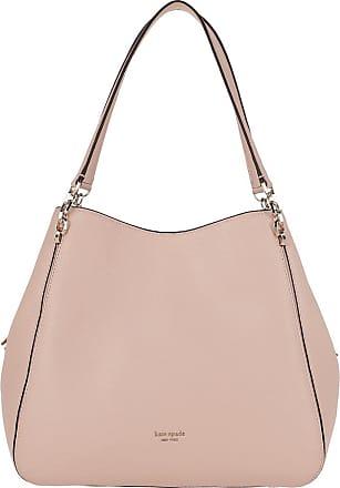 Kate Spade New York Hailey Large Shoulder Bag Blush Shopper beige