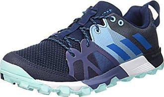 separation shoes e3311 5aa34 adidas Kanadia 8.1 TR Scarpe da Trail Running Donna, Blu (Collegiate  Navy Mystery