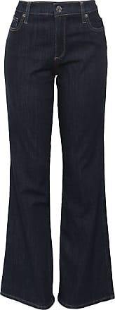 GAP Calça Jeans GAP Flare Pespontos Azul-marinho