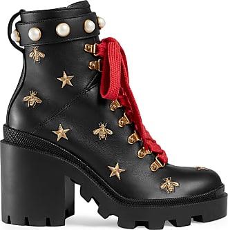 Chaussures Gucci pour Femmes en Noir   75 articles   Stylight 9e349b1452c1