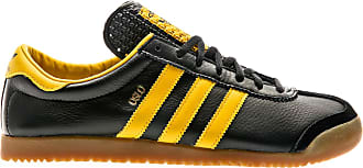 adidas Originals Oslo, core Black-Tribe Yellow-Gum, 11,5