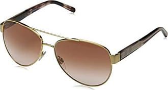 0db5be2ded Burberry 0Be3084 105213 57 Gafas de Sol, Dorado (Brown), Mujer