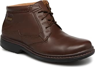 Clarks Unstructured Rockie Hi GTX - Stiefeletten   Boots für Herren   braun 563ef726a5