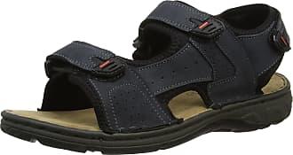 Padders Mens Ocean Sling Back Sandals, Blue (Navy 25), 6.5 (40 EU)