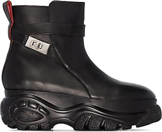 032c Ankle boot x Buffalo Jodhpur - Preto