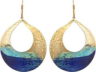 We Dream in Colour Watercolor Devi Earrings
