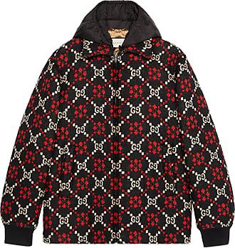 Gucci Veste en laine à motif macro diamant GG c084db43d0f