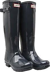 Hunter Original tall gloss wellington boots