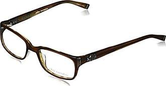 John Varvatos Mens V344 Sunglasses, Brown, 51/19/140