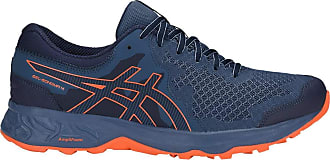 Asics Mens Gel-Sonoma 4 Shoes, 7 UK, Steel/Peacoat