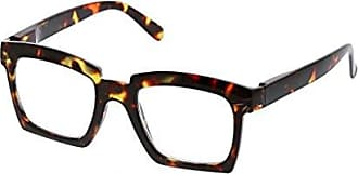 Peepers Womens Standing Ovation 2395150 Square Reading Glasses, Tortoise, 1.5