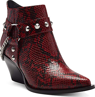 Jessica Simpson Womens Zayrie Fashion Boot, Wicked Red, 5.5 UK