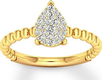 Kay Jewelers Diamond Engagement Ring 1/5 ct tw Round-cut 10K Yellow Gold