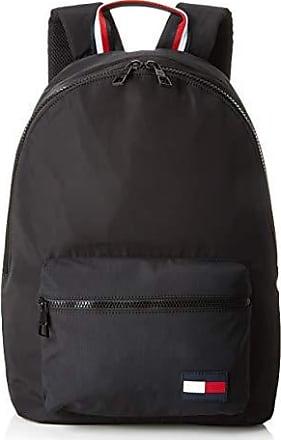 Tommy Hilfiger Backpack Sports Tape, Sacs à dos homme, Noir (Black), 67eb4dbce7e