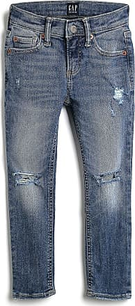 GAP Calça Jeans GAP Infantil Estonada Azul