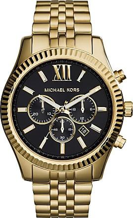 Michael Kors MK8286 Gents Lexington Watch Gold