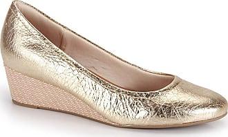 Usaflex Sapato anabela Conforto usaflex