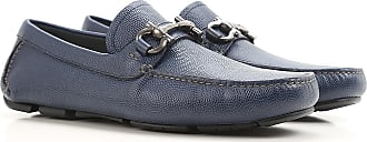 Salvatore Ferragamo Loafers for Men On Sale in Outlet, Bluette, Leather, 2017, 6