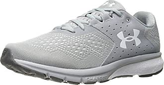 Under Armour Mens Charged Rebel Running Shoe, Overcast Gray (101)/Elemental, 9