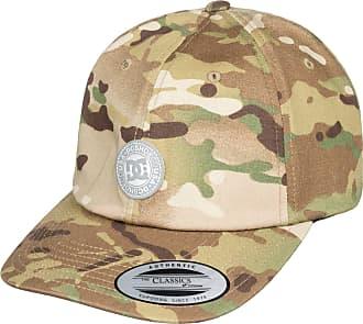 DC Shoes Cam Hipper - Strapback Cap for Men - Strapback Cap - Men CAMO