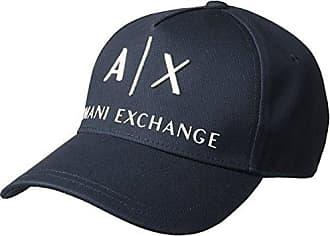 Armani Logo Hat, Casquette De Baseball Homme, Bleu (Navy 37735), Unique fdb540820da